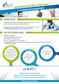 Fiche Expertise : Assistance controles sociaux - Cabinet Comptable Action Expertise