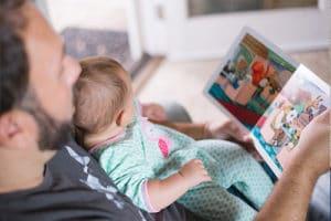 conge paternite action expertise